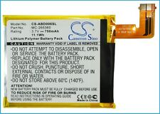 3.7V battery for Amazon Kindle 6, D01100, MC-265360, M11090355152, 515-1058-01