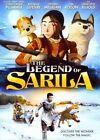 Legend of Sarila 0625828633133 With Christopher Plummer DVD Region 1