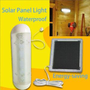 Energie-Solaire-Led-Lampe-Securite-Projecteur-Jardin-Garage-Applique-Luminaire