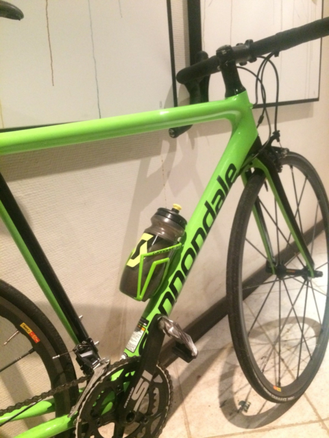 Herreracer, Cannondale Super six evo, 54 cm stel, Ny…