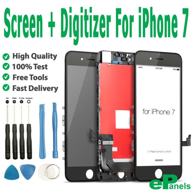 A1660 Replacement 4 7 Apple Iphone 7 3d Touch Screen Digitizer