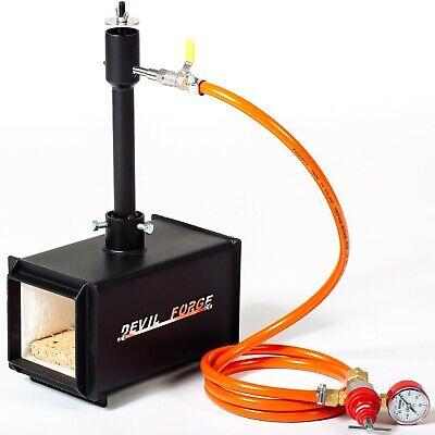 Brûleur au gaz propane Forge Forgeron EMG DFSW