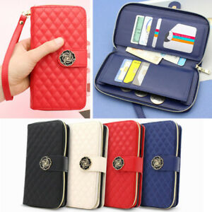 Charmant-Zipper-Wallet-Case-for-Samsung-Galaxy-A8-2018-A7-A5-J7-J5-2017-2016