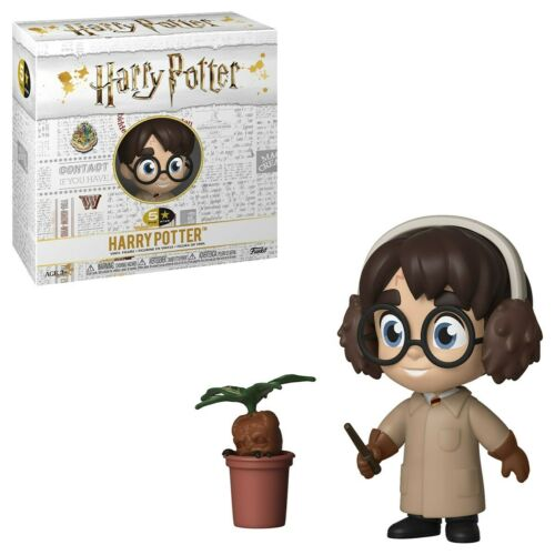 5 Star Vinyl Figure Harry potter FUNKO figurine harry potter herboristerie