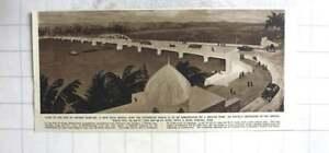 1954-Dorman-Long-To-Build-New-Bridge-Hindiyah-South-Of-Baghdad