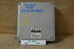 1993-1994 Mazda MPV Engine Computer Unit ECU JE7218881B ...
