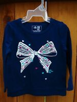 With Tag Baby Gap Tee Girls Size 12-18 M T-shirt Girls Girl Clothes Blue