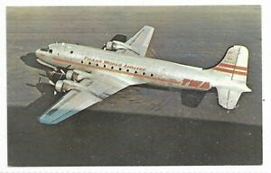 TWA-Transcontinental-and-Western-Air-Douglas-C-54-Skymaster