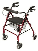 Lumex Walkabout Lite Rollator - 8 Color Choices