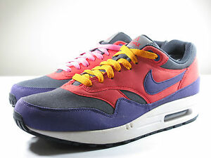 quality design ccc15 8b16f Image is loading DS-NIKE-2010-AIR-MAX-1-ACG-VARSITY-