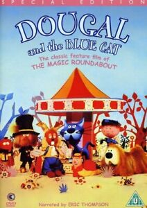 Dougal-and-the-Blue-Cat-Special-Edition-DVD-1970-Region-2