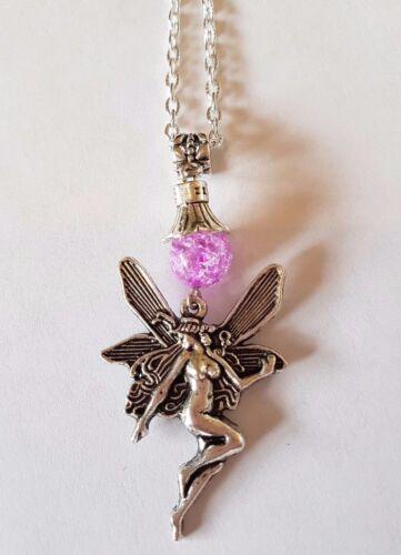 gemstone fairy pendant necklace red jade opal topaz unakite sandstone tiger eye
