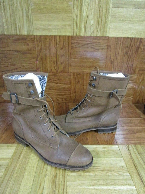 Wolverine Women's Lace Up Brown Leather Ankle Ankle Ankle Boots Size 7 M c12feb