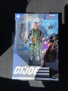 "New HASBRO 2021 GI-JOE CLASSIFIED SERIES FLINT 6"" FIGURE NIP"