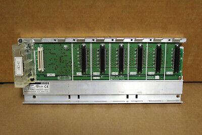 "Mitsubishi Q612B 12-Slot Card Base Unit Free /""/""FedEx/""/"" shipping! Used"