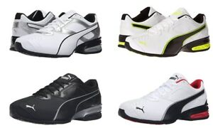 Sneakers Tazon Men's Fm White 6 Silver Puma Running Shoe Black F1cTK3lJ