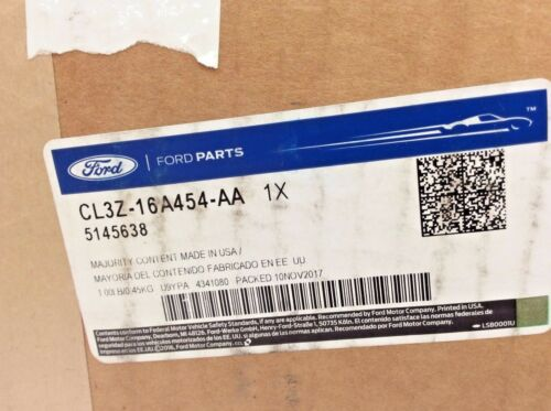 12-14 F-150 12-16 Super Duty Left Front or Right Rear Running Board End Cap OEM