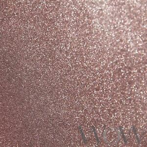 LUXE GLITTER SPARKLE WALLPAPER ROSE GOLD  WORLD OF WWC015 SPARKLE SHIMMER - Maidenhead, United Kingdom - LUXE GLITTER SPARKLE WALLPAPER ROSE GOLD  WORLD OF WWC015 SPARKLE SHIMMER - Maidenhead, United Kingdom