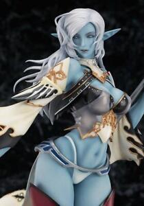 Lineage-II-Dark-Elf-1-7-scale-Painted-PVC-Figure-Max-Factory-Japan
