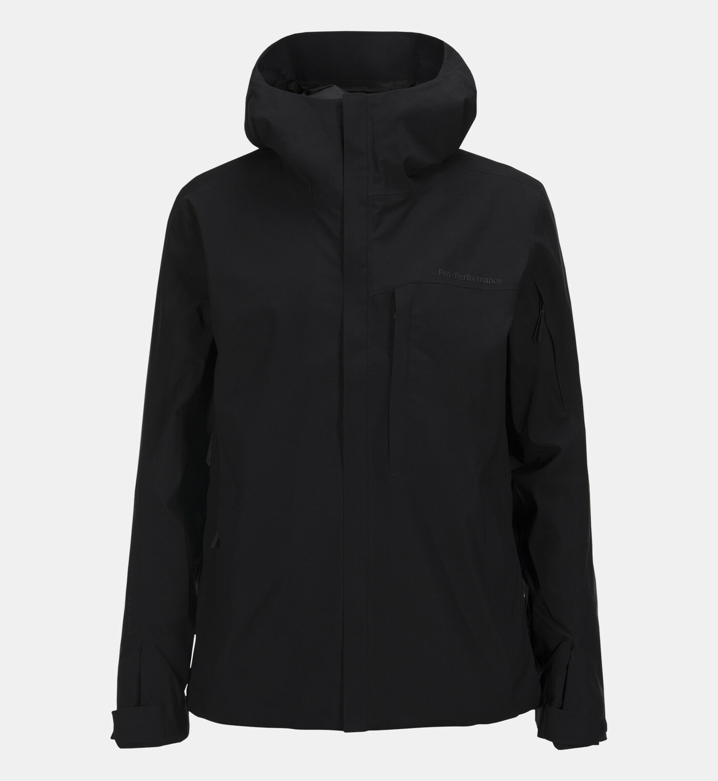 PeakPerformance - Herren Active Ski Jacke WeißWAT J, in schwarz, Größe XL