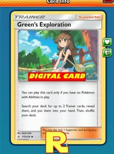 for Pokemon TCG Online digital ptcgo in Game Card 2x Silent Lab