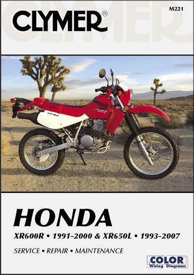 Details about Honda XR 600 XR600 XR600R (91-00) XR650L XR650 650 (93-07) on