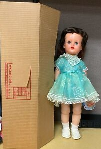 IDEAL-POSIE-DOLL-Saucy-Walker-Era-Crying-Magic-Knees-Not-Played-VINTAGE-VP-23
