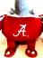 University-of-Alabama-Orbiez-Elephant-Football-Plush-by-Okoner-Licensed-Toy thumbnail 7