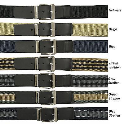 4cm Gomma Larga Cintura 70 A 200cm Bw 7 Colori Rinvio Echt Leder-mostra Il Titolo Originale 2019 Nuovo Stile Di Moda Online