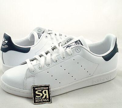 Adidas Originals Adidas Stan Smith Running White New Navy