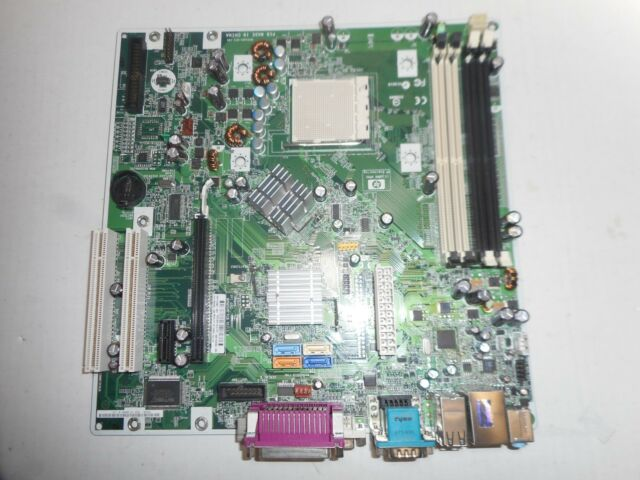 Socket S1 HP 432861-001  409305-003 AMD Motherboard for DC5750