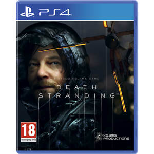 Videogioco-PS4-DEATH-STRANDING-Nuovo-Italiano-Sony-PlayStation-4-Sigillato