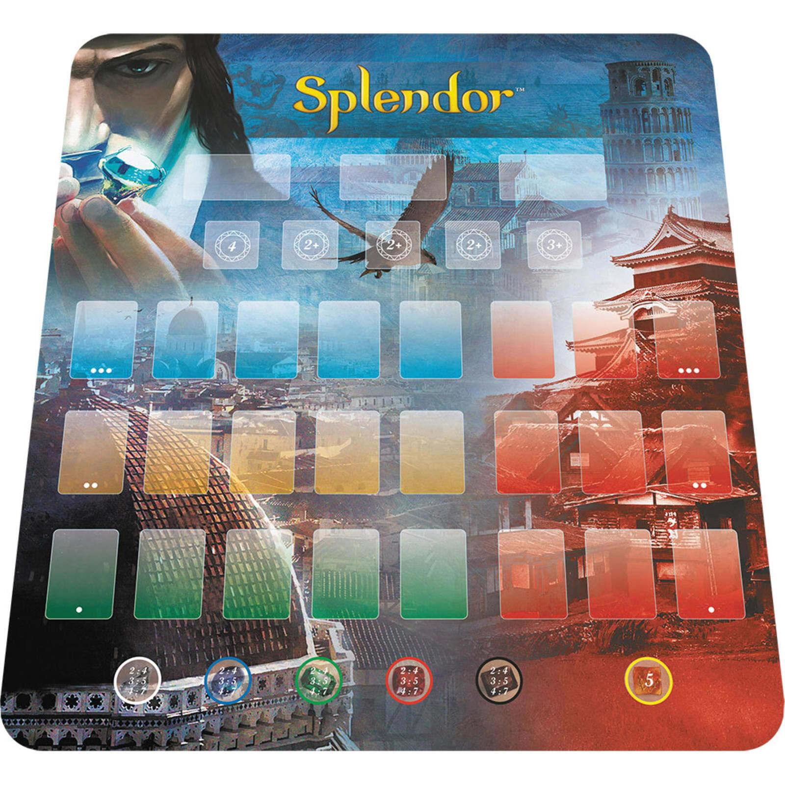 Splendor Playmat game mat New edition