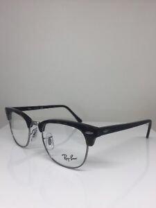 b06c6ea4da New RAY BAN CLUBMASTER EYEGLASSES RX RB 5154 OPTICAL FRAME C. 2012 ...