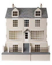 Tienda De Antigüedades Casa De Muñecas & sótano 1:12 Escala-Sin Pintar Casa De Muñecas Kits