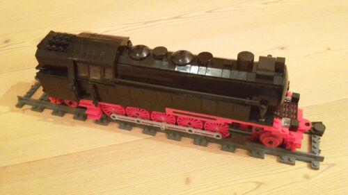 Lego® Steinen Eisenbahn Dampflok 75955 PDF-Bauanleitung//Instruction BR 99