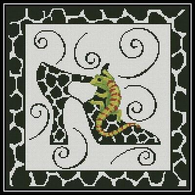 Frangipani 2 Cross Stitch Chart//Pattern//Design//XStitch