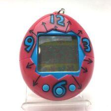 Used Bandai Tamagotchi Japan Pink Clock Design 1996 No Box shodai ganso