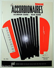 The Accordionaires - Vintage Accordion Course - Book 11 Complete w/Study Insert