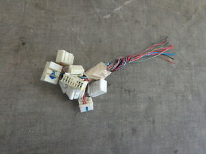 engine fuse box wire harness 3 0 v6 toyota camry le 97 98 99 00 01