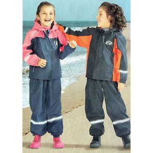 Matschhose oder Regenjacke Buddelhose Latzhose Regenanzug Mädchen Jungen