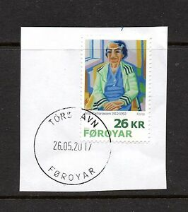 Faroe-Islands-26kr-Art-used-2011-Sc-559