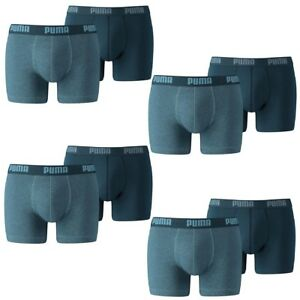 8-Fold-Pack-puma-Boxer-Shorts-Denim-Size-XL-Men-039-s-Underpants