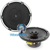 "MEMPHIS 15-PRX62 6.5"" CAR AUDIO 2-WAY PEI DOME TWEETERS COAXIAL SPEAKERS NEW"