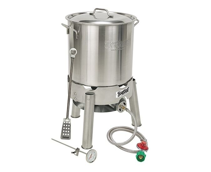 s l1600 Home Brewing Equipment Homemade Beer Kit Homebrew Supplies Stainless Steel Pot