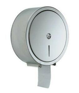 Distributeur papier toilette  bobines acier inoxydable hotelerie restauration