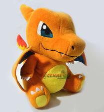 Banpresto Pokemon XY&Z Charmander Evolution Big Plush~ Sitting Charizard BP36775