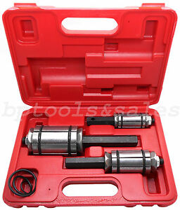 3pc MUFFLER TAIL AND EXHAUST PIPE EXPANDER SPREADER TOOL SET 1-1/8