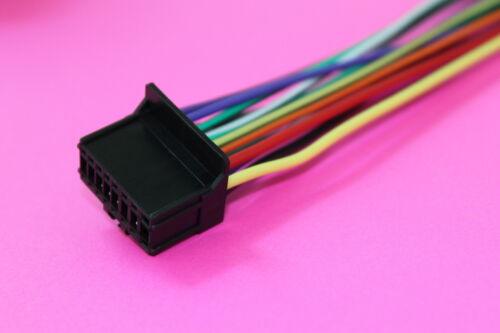 Wire Harness for PIONEER AVH-200BT AVH-P4300DVD AVH-P1400DVD AVH-X2600BT #AVH