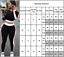 Womens-Casual-2-Piece-Outfits-Sport-Bodycon-Crop-Top-Pants-Set-Hoodie-Tracksuits thumbnail 3